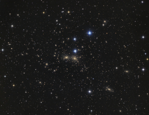 Abell 1656 - Coma Cluster