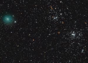 Comet Hartley(103P)