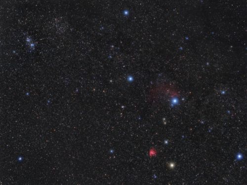 Constellation Cassiopeia (2012/08)