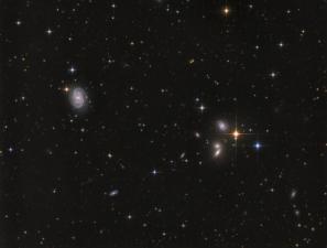 Hickson 68 + NGC 5371