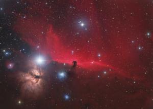 B 33 + IC 434 + NGC 2024