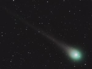 Komet Lulin(C/2007 N3)