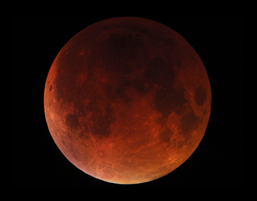 Lunar Eclipse 2015 (2015/09)