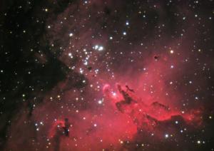 M 16 - Adlernebel