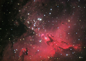 M 16 - Eagle Nebula