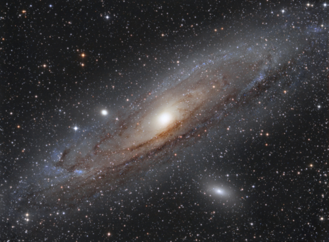 M 31 - Andromeda Galaxy