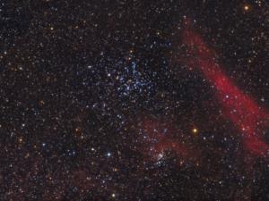 M 38 + NGC 1907