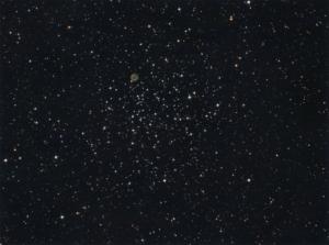 M 46 + NGC 2438