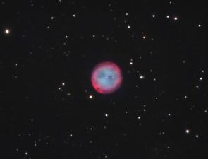 M 97 - Owl Nebula
