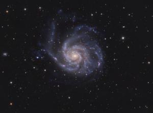 M 101 - Pinwheel Galaxy