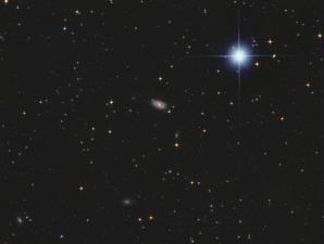 M 109 + Phecda