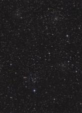 NGC 103 + NGC 129