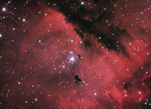 NGC 281 (2007/08)