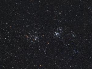 NGC 869 + NGC 884