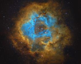 NGC 2237 - Rosette Nebula