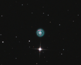 NGC2392 - Eskimonebel