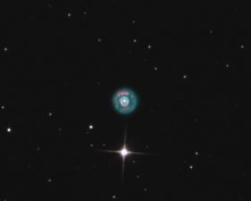 NGC2392 - Eskimo Nebula