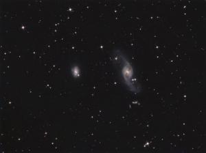 NGC 3718 + NGC 3729