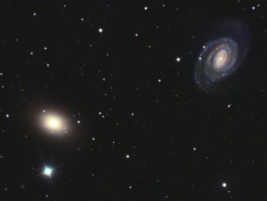 NGC 5363 + NGC 5364