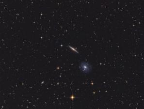 NGC 5963 + NGC 5965
