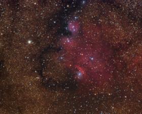 NGC 6559 (2009/08)