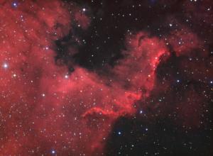 NGC 7000 - Nordamerikanebel