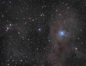 NGC 7023 + vdB 141