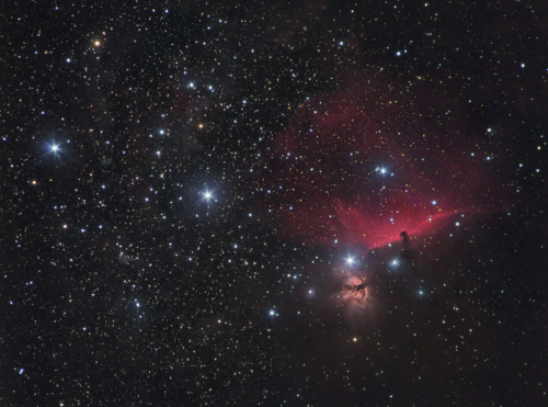 Orion's Belt (2011/12)