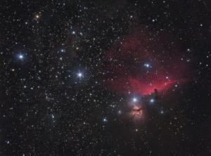 Orion's Belt - Widefield