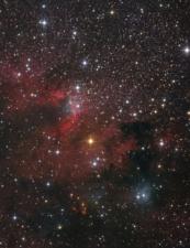 Sh2-155 - Cave Nebula