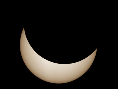 Solar Eclipse 2015 (2015/03)